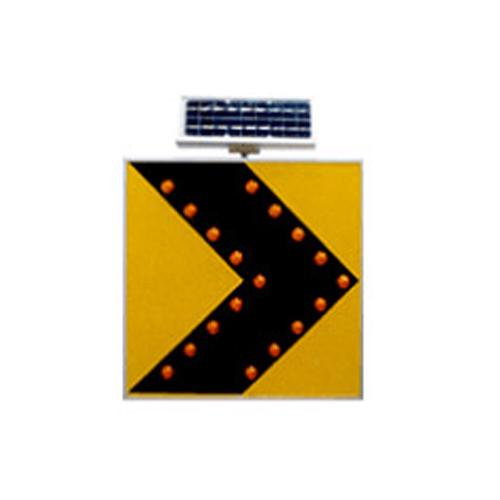 태양광 교통안전 시스템 (교통 안전 유도등) 제품사진