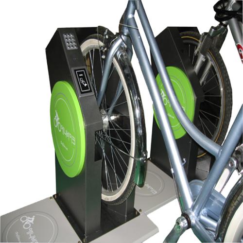 자전거보관대 제품 사진
