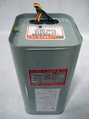 고압나트륨램프용안정기 제품사진