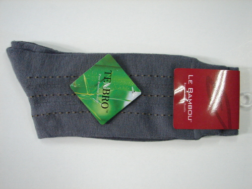 100% 대나무원사사용 신사드레스 겸 스포츠 양말 (골프) 제품사진